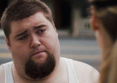 "Joseph Carl White II as ""Ex-boyfriend"""